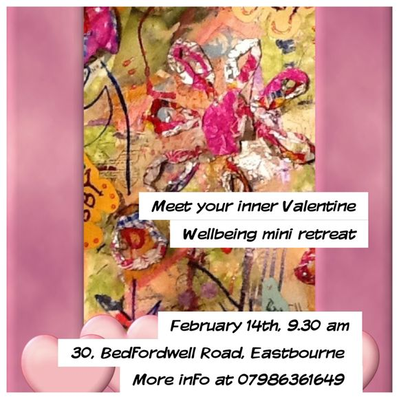 Meet your inner Valentine - wellbeing mini retreat in February